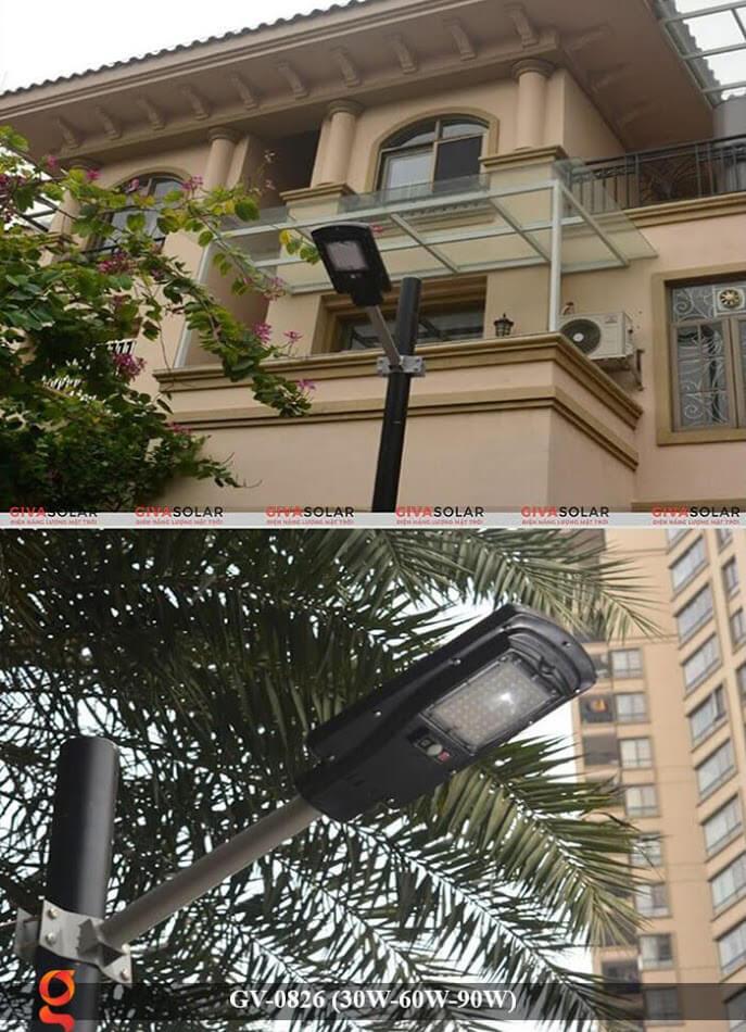 Đèn chiếu sáng đường phố năng lượng mặt trời GV-0826 30W-60W-90W 22