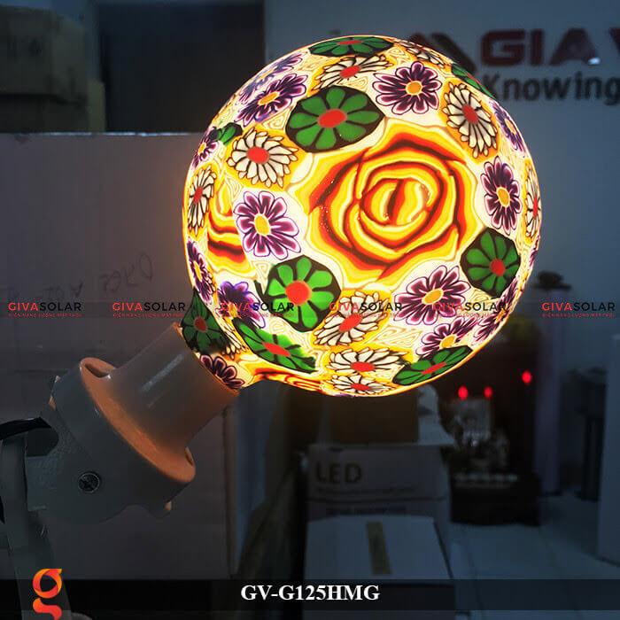 Đèn LED quả cầu siêu sáng dùng để trang trí GV-G125 1
