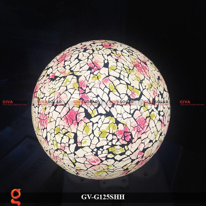 Đèn LED quả cầu siêu sáng dùng để trang trí GV-G125 10