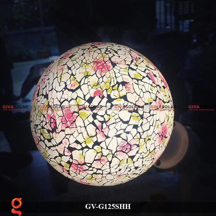 Đèn LED quả cầu siêu sáng dùng để trang trí GV-G125 11