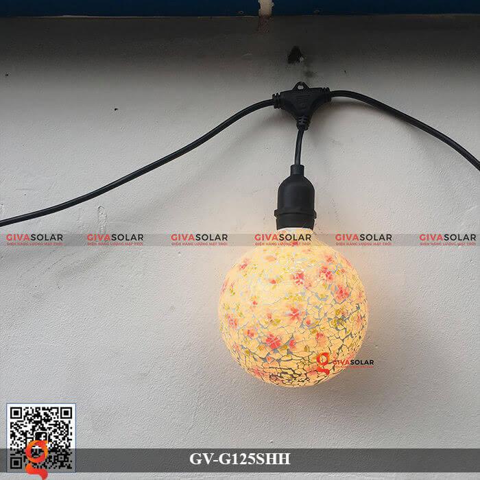 Đèn LED quả cầu siêu sáng dùng để trang trí GV-G125 12