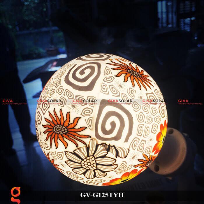 Đèn LED quả cầu siêu sáng dùng để trang trí GV-G125 13