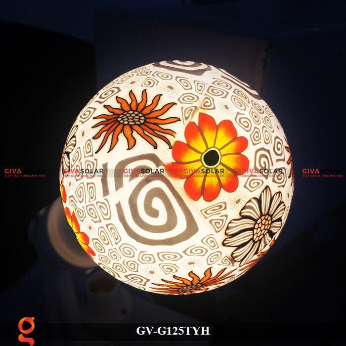 Đèn LED quả cầu siêu sáng dùng để trang trí GV-G125 16
