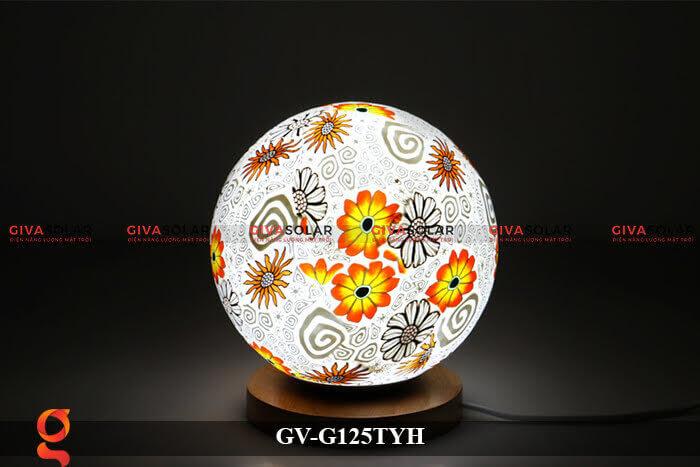Đèn LED quả cầu siêu sáng dùng để trang trí GV-G125 17