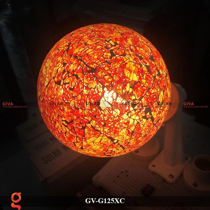 Đèn LED quả cầu siêu sáng dùng để trang trí GV-G125 18