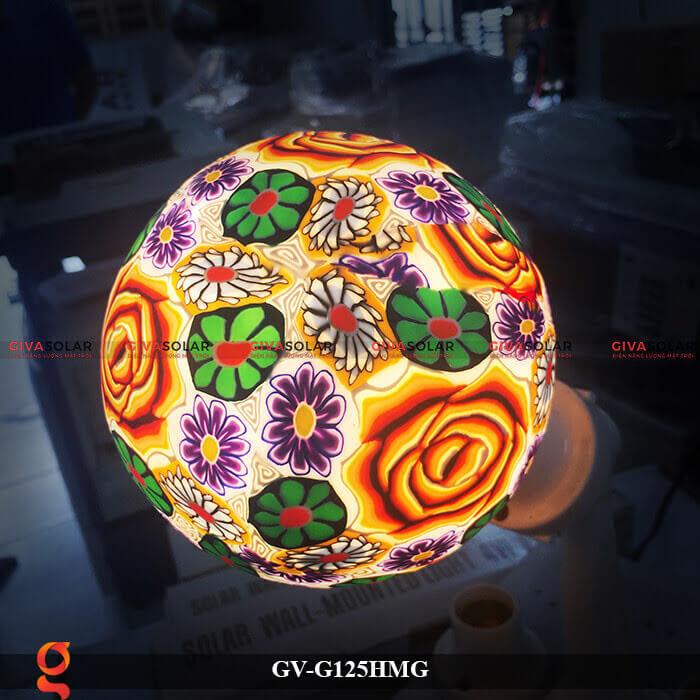 Đèn LED quả cầu siêu sáng dùng để trang trí GV-G125 2
