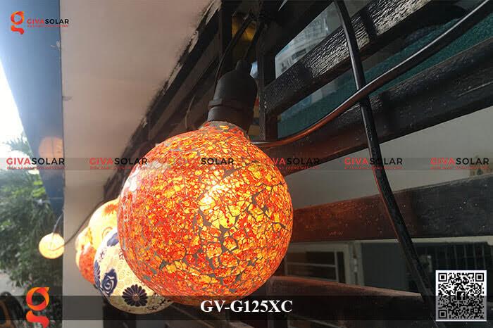 Đèn LED quả cầu siêu sáng dùng để trang trí GV-G125 20