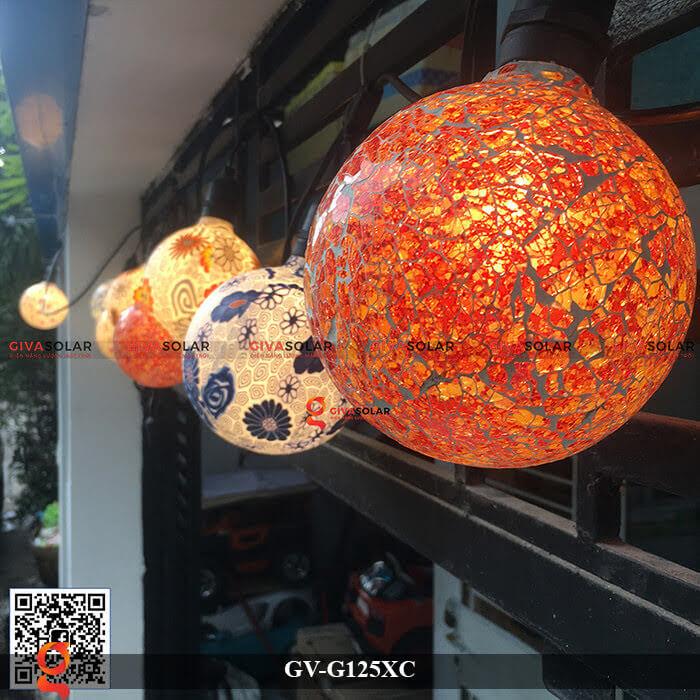 Đèn LED quả cầu siêu sáng dùng để trang trí GV-G125 22