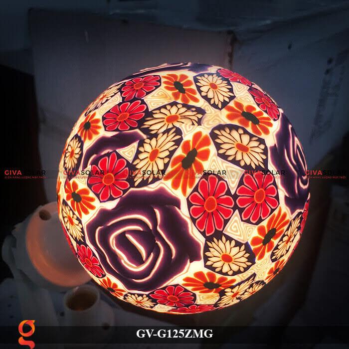 Đèn LED quả cầu siêu sáng dùng để trang trí GV-G125 23