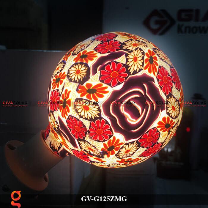 Đèn LED quả cầu siêu sáng dùng để trang trí GV-G125 24