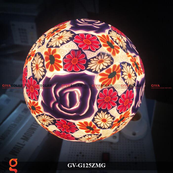 Đèn LED quả cầu siêu sáng dùng để trang trí GV-G125 25