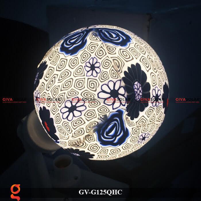 Đèn LED quả cầu siêu sáng dùng để trang trí GV-G125 4
