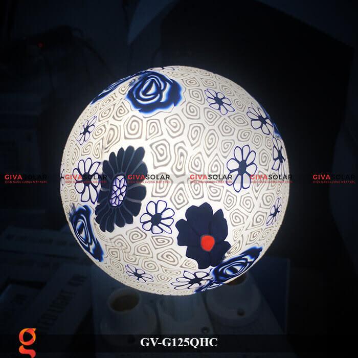 Đèn LED quả cầu siêu sáng dùng để trang trí GV-G125 5