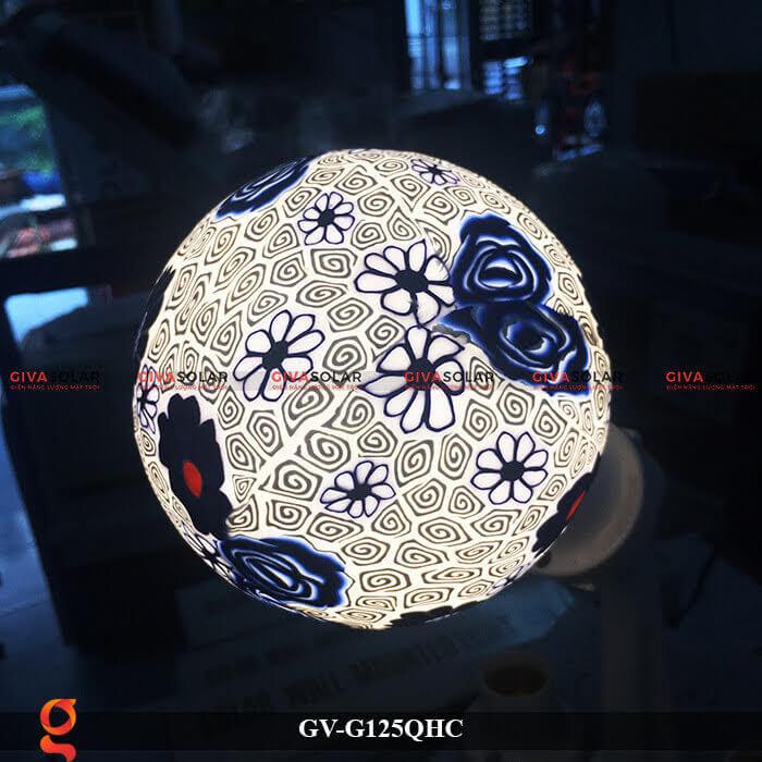 Đèn LED quả cầu siêu sáng dùng để trang trí GV-G125 7