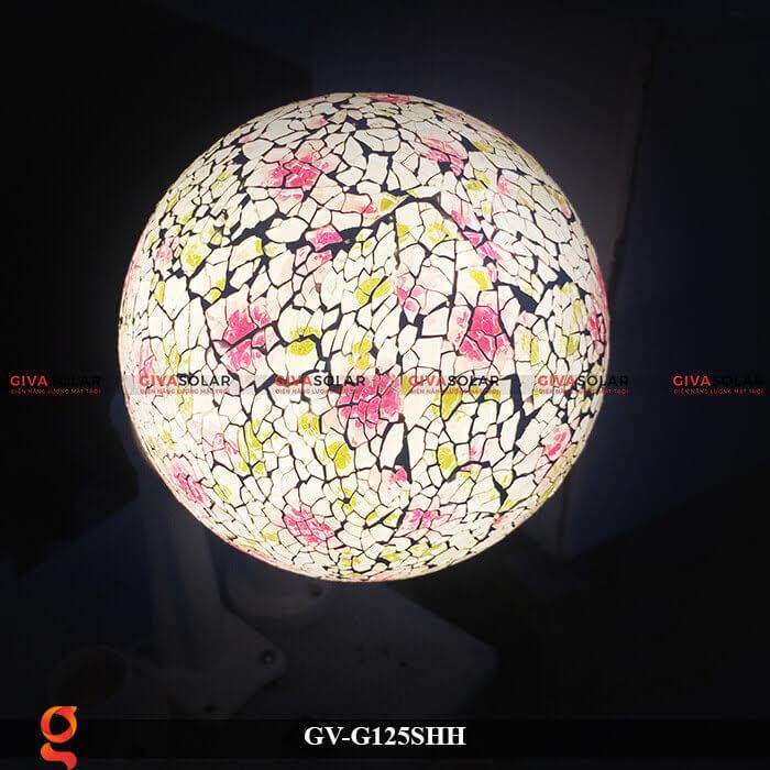 Đèn LED quả cầu siêu sáng dùng để trang trí GV-G125 9