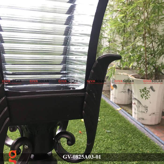 Đèn năng lượng mặt trời sân vườn GV-0825A03-01 4