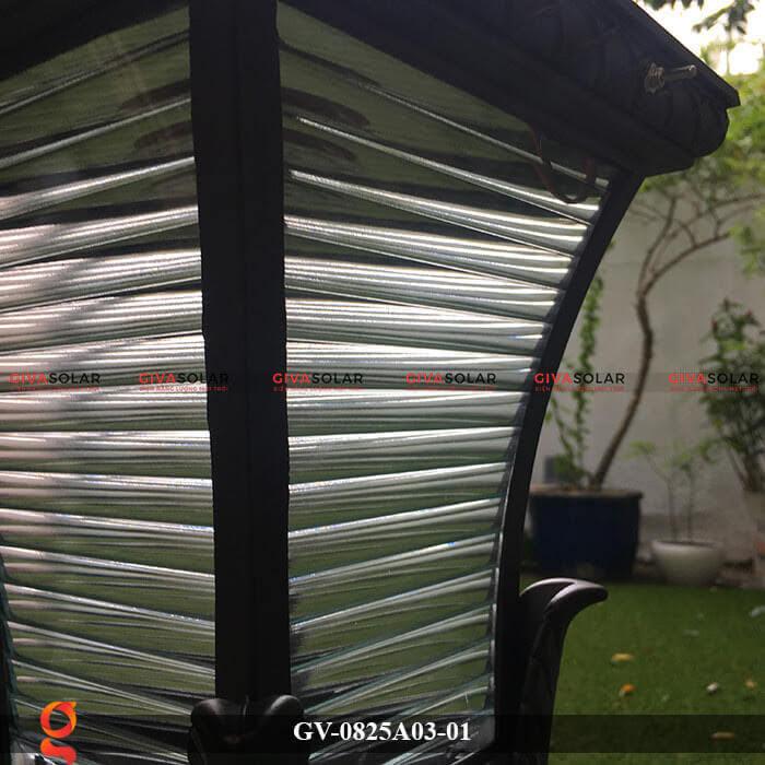 Đèn năng lượng mặt trời sân vườn GV-0825A03-01 5