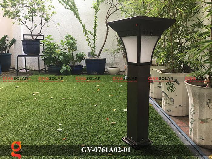 Đèn năng lượng mặt trời trang trí sân vườn GV-0761A02-01 1