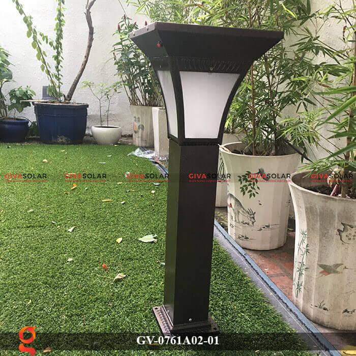 Đèn năng lượng mặt trời trang trí sân vườn GV-0761A02-01 2