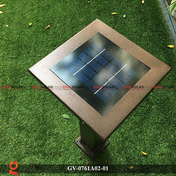 Đèn năng lượng mặt trời trang trí sân vườn GV-0761A02-01 3