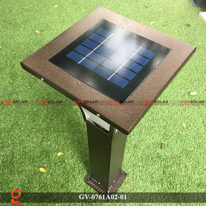 Đèn năng lượng mặt trời trang trí sân vườn GV-0761A02-01 7