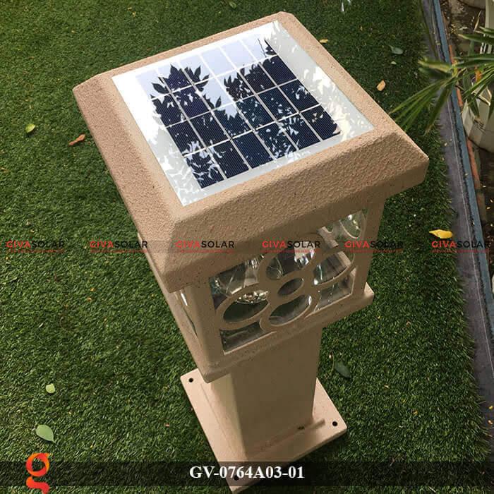 Đèn năng lượng mặt trời trang trí sân vườn GV-0764A03-01 4