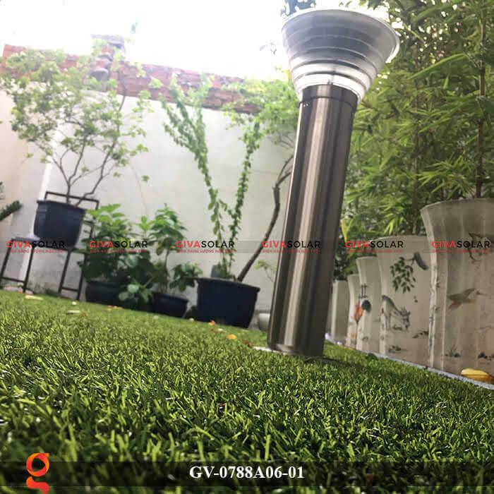 Đèn năng lượng mặt trời trang trí sân vườn GV-0788A06-01 1