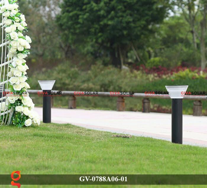 Đèn năng lượng mặt trời trang trí sân vườn GV-0788A06-01 10