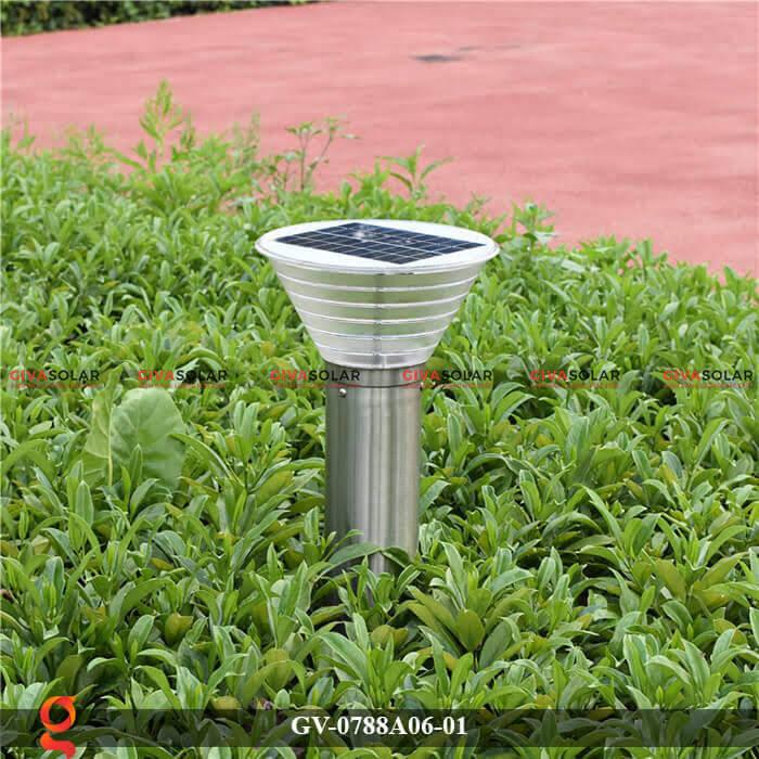 Đèn năng lượng mặt trời trang trí sân vườn GV-0788A06-01 12