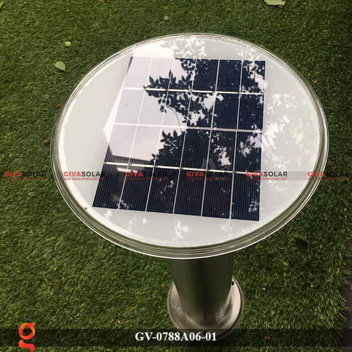 Đèn năng lượng mặt trời trang trí sân vườn GV-0788A06-01 2