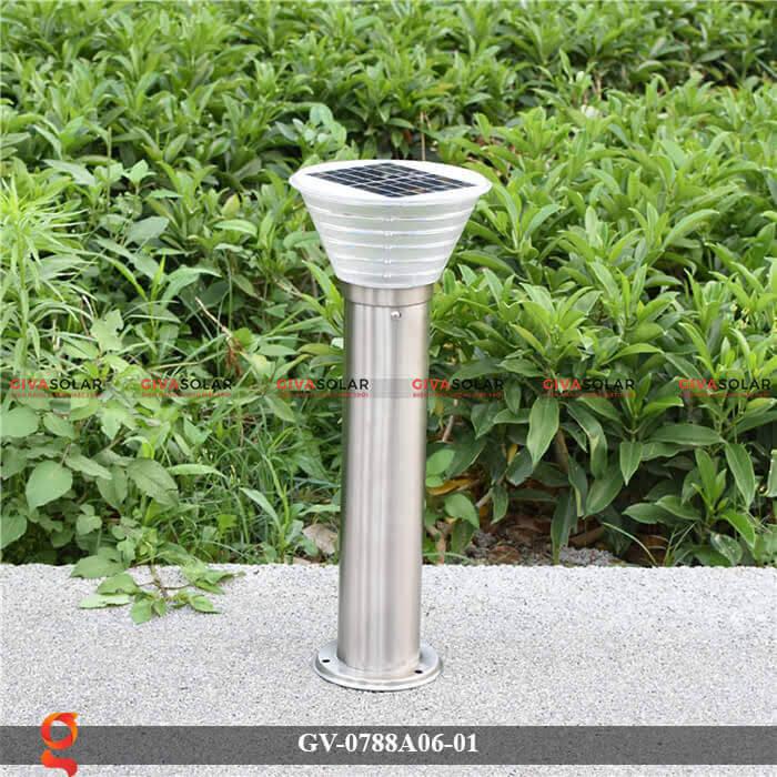 Đèn năng lượng mặt trời trang trí sân vườn GV-0788A06-01 9