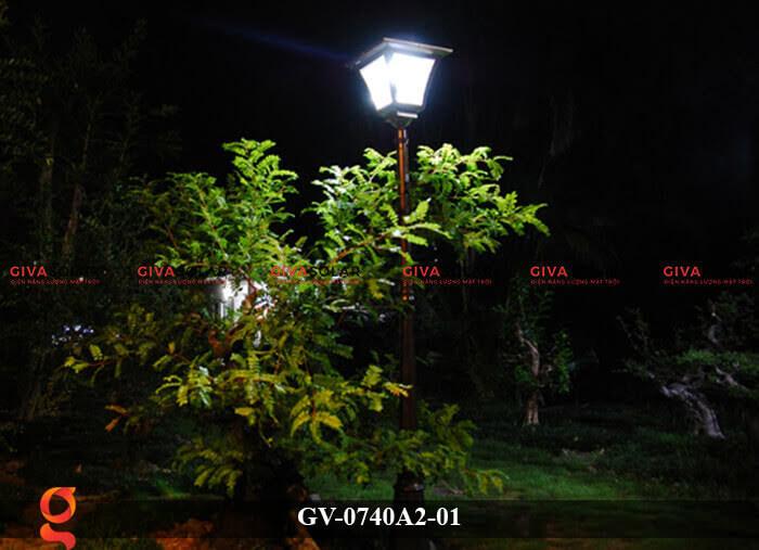Đèn sân vườn năng lượng mặt trời GV-0740A2-01 13