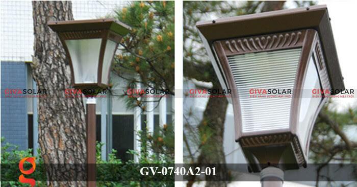 Đèn sân vườn năng lượng mặt trời GV-0740A2-01 9