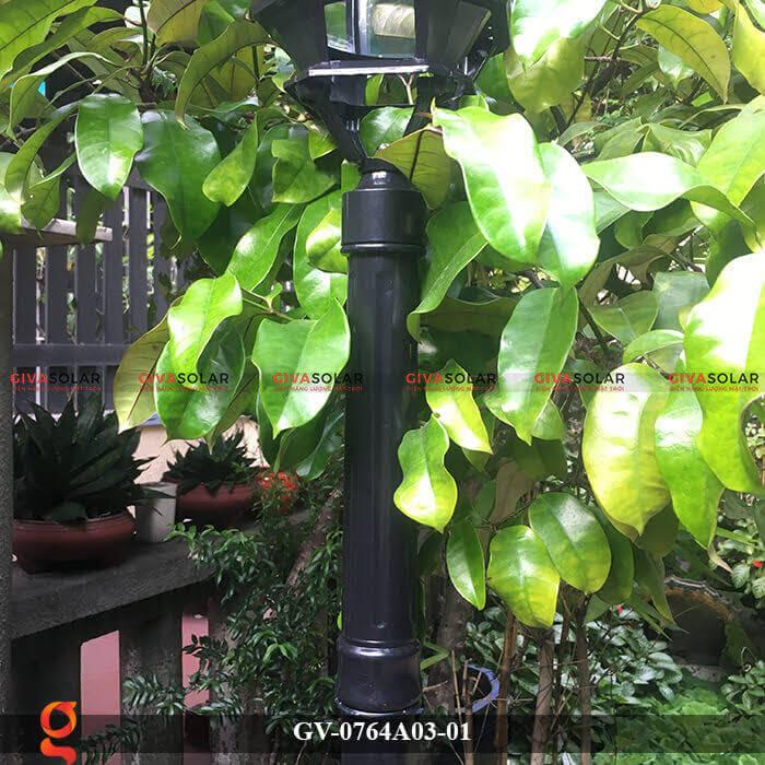 Đèn sân vườn năng lượng mặt trời GV-0741A4-01 2