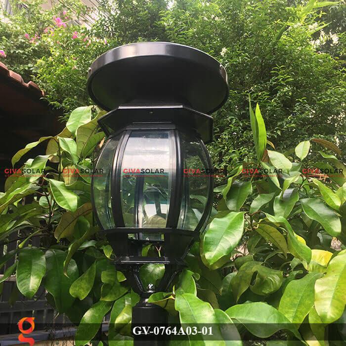 Đèn sân vườn năng lượng mặt trời GV-0741A4-01 3