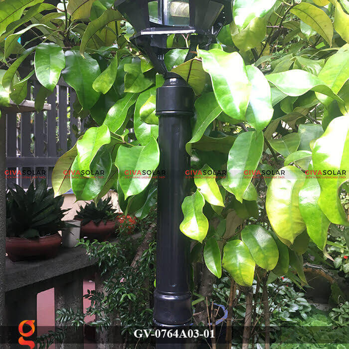 Đèn sân vườn năng lượng mặt trời GV-0741A4-01 4