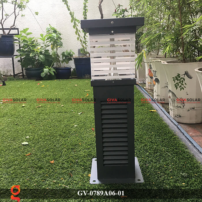 Đèn sân vườn năng lượng mặt trời GV-0789A06-01 1