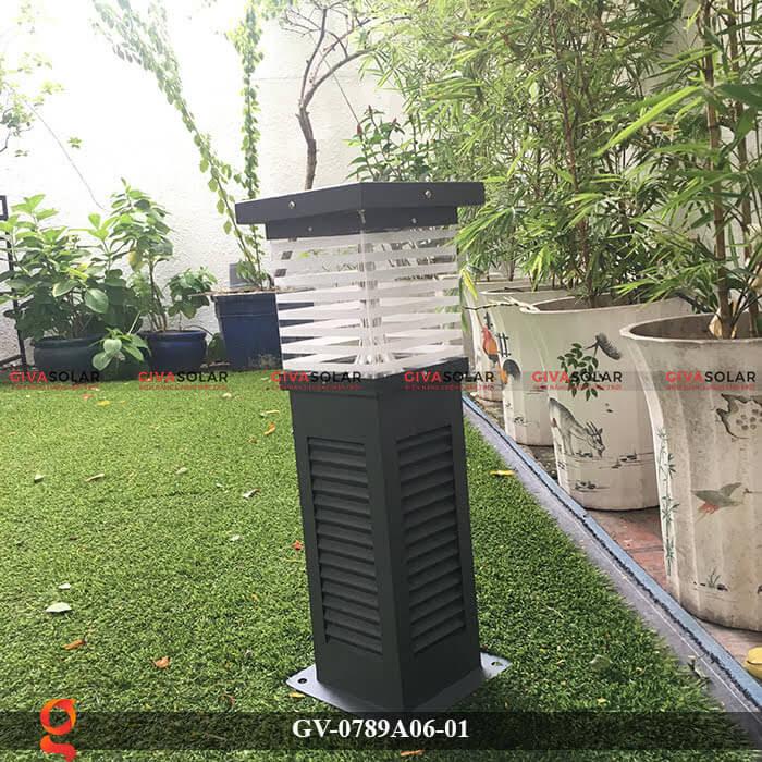 Đèn sân vườn năng lượng mặt trời GV-0789A06-01 2