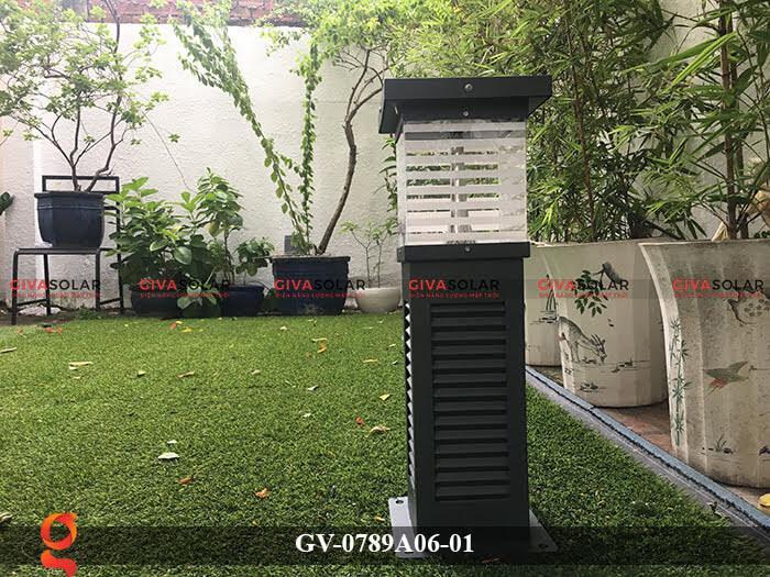 Đèn sân vườn năng lượng mặt trời GV-0789A06-01 3