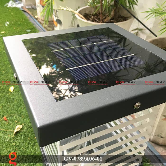 Đèn sân vườn năng lượng mặt trời GV-0789A06-01 5