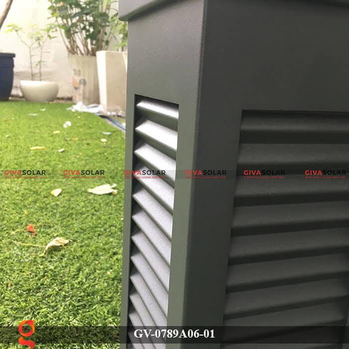 Đèn sân vườn năng lượng mặt trời GV-0789A06-01 6