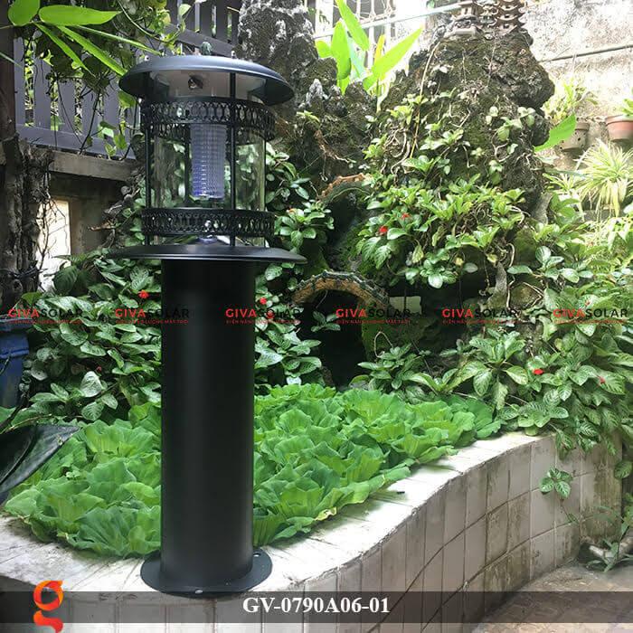 Đèn sân vườn năng lượng mặt trời GV-0790A06-01 12