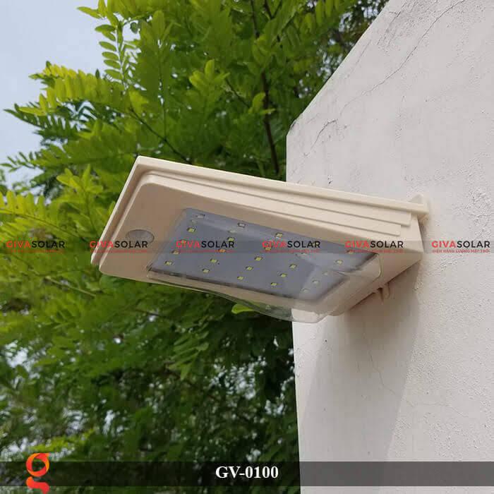 Đèn treo tường trang trí năng lượng mặt trời GV-0100 1
