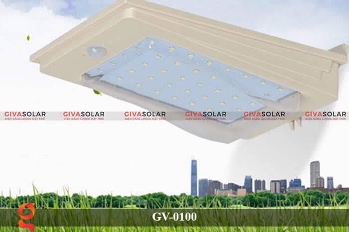 Đèn treo tường trang trí năng lượng mặt trời GV-0100 10