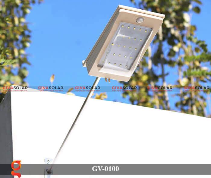 Đèn treo tường trang trí năng lượng mặt trời GV-0100 4