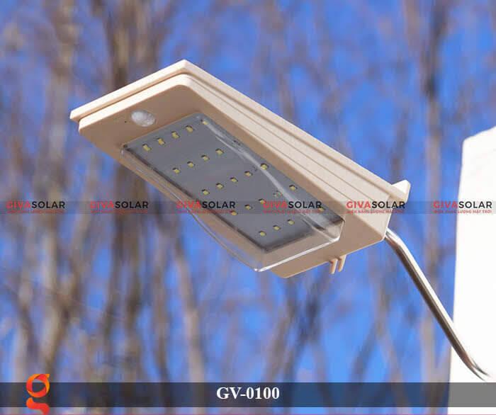 Đèn treo tường trang trí năng lượng mặt trời GV-0100 5