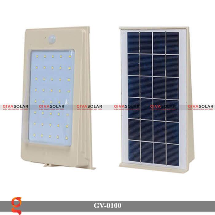 Đèn treo tường trang trí năng lượng mặt trời GV-0100 8