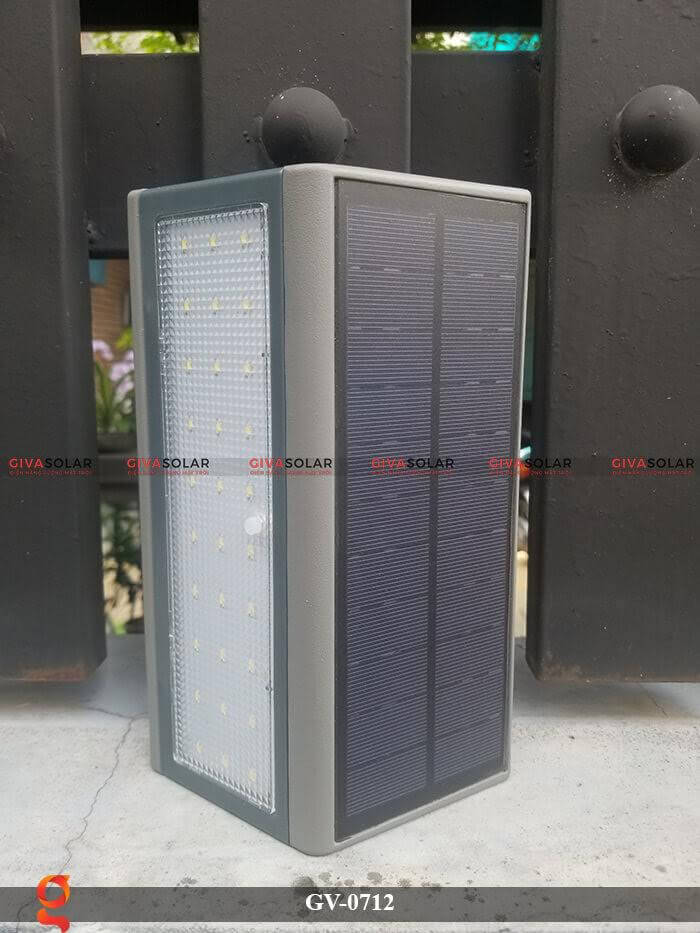 Đèn treo tường trang trí năng lượng mặt trời GV-0712 3