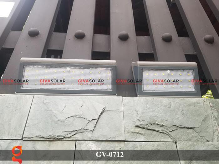 Đèn treo tường trang trí năng lượng mặt trời GV-0712 6