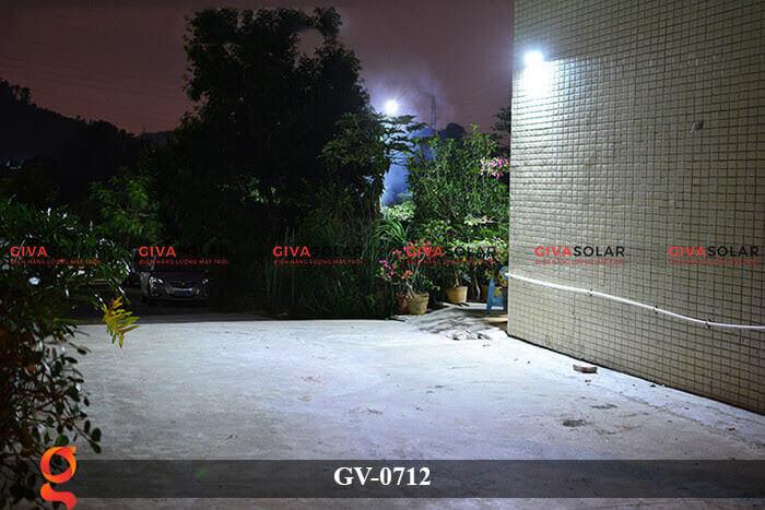 Đèn treo tường trang trí năng lượng mặt trời GV-0712 7